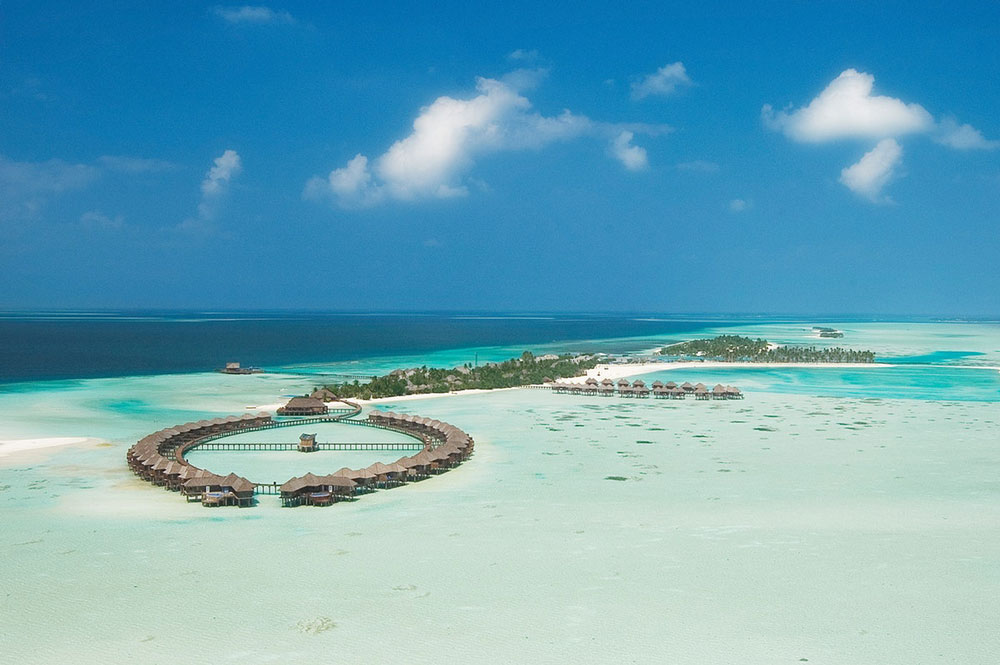 Olhuveli Beach & Spa Maldives more