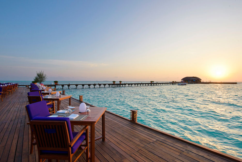 Olhuveli Beach & Spa Maldives oddych