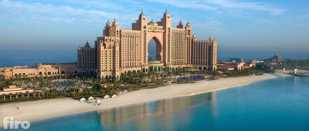 hotel Atlantis the Palm Dubaj