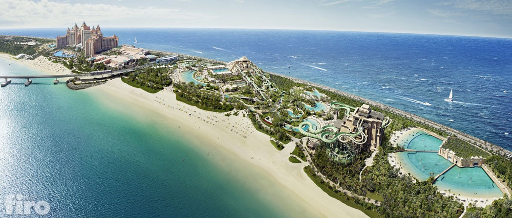 rezort Atlantis the Palm Dubaj