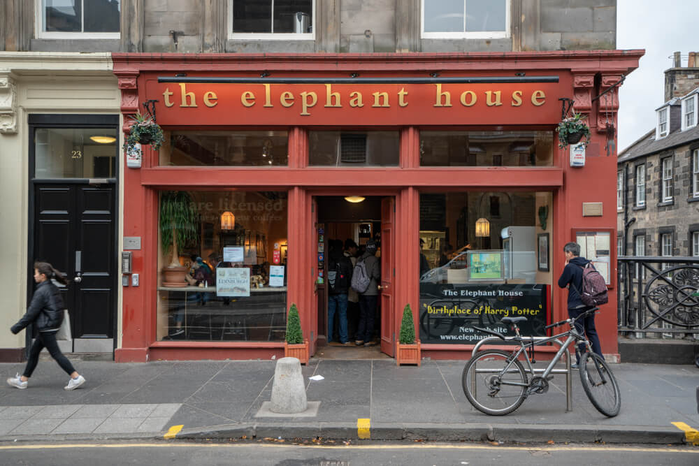 kaviaren the elephant house
